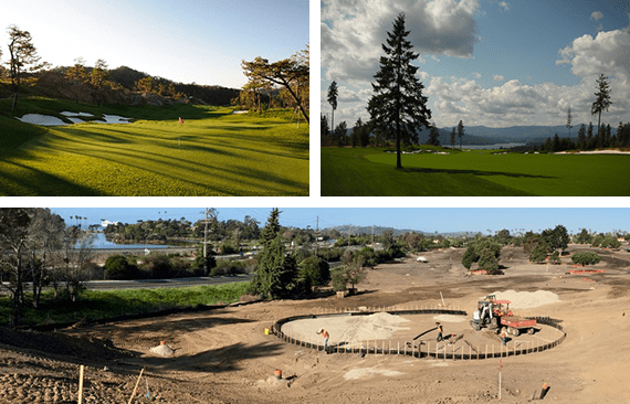 Integrity Golf Course Construction